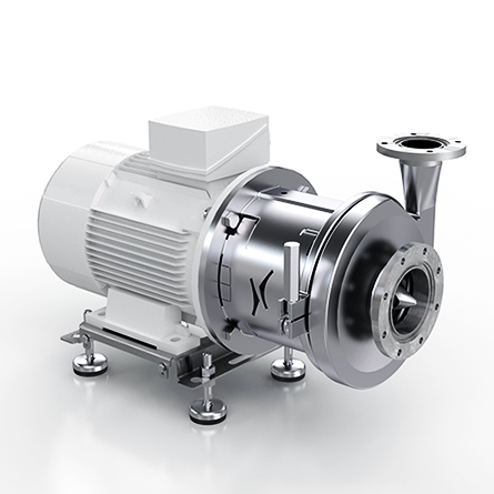 Hygienic centrifugal pump H1CP – single stage, non self-priming